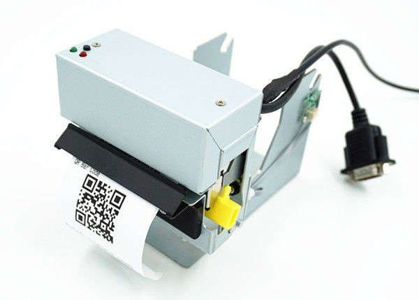 Strong reliability Kiosk Ticket Printers , usb thermal printer wide input volt for ATM
