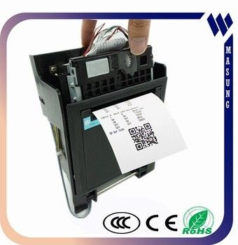 Thermal Dot Line Printing Kiosk Thermal Receipt Printer With Multiple Sensor
